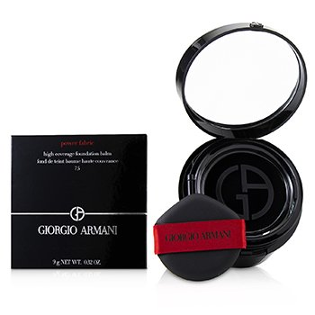 Giorgio Armani Power Fabric Base Bálsamo de Cobertura Alta - # 7.5