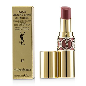 Yves Saint Laurent Rouge Volupte Brillo - # 87 Rose Afrique