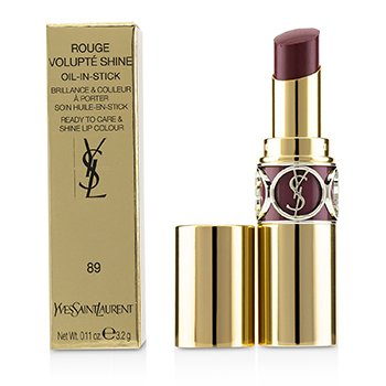 Yves Saint Laurent Rouge Volupte Brillo - # 89 Rose Blazer