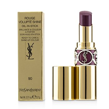 Yves Saint Laurent Rouge Volupte Brillo - # 90 Plum Tunique
