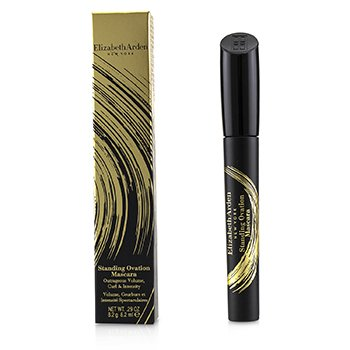 Elizabeth Arden Standing Ovation Máscara - # 02 Intense Brown