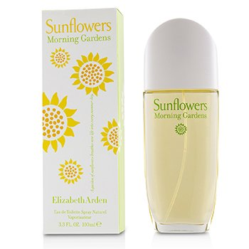 Elizabeth Arden Sunflowers Morning Gardens Eau De Toilette Spray