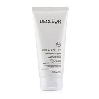 Decleor Prolagene Lift Lavender & Iris Lifting Flash Mascarilla - Tamaño Salón
