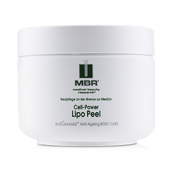 MBR Medical Beauty Research BioChange Cuidado Corporal Anti-Envejecimiento Cell-Power Lipo Peel