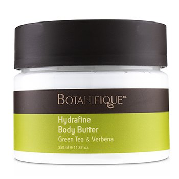 Botanifique Hydrafine Manteca Corporal - Green Tea & Verbena