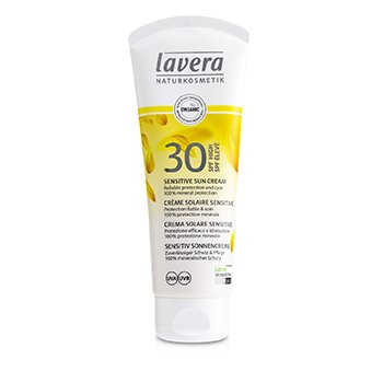 Lavera Sensitive Crema Solar SPF 30