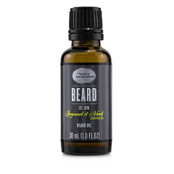 The Art Of Shaving Aceite de Barba - Bergamot & Neroli Essential Oil
