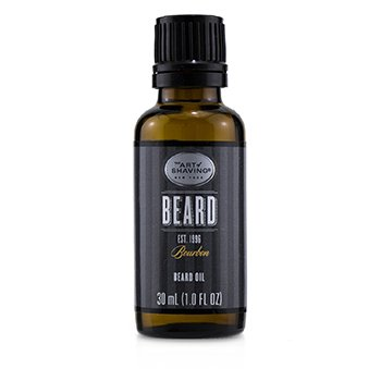 The Art Of Shaving Aceite de Barba - Bourbon