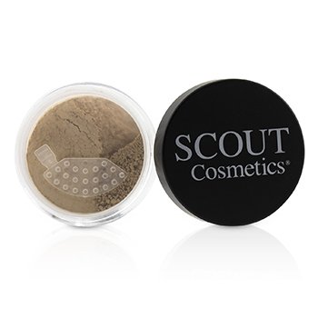 SCOUT Cosmetics Base en Polvo Mineral SPF 20 - # Camel