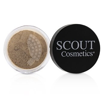 SCOUT Cosmetics Base en Polvo Mineral SPF 20 - # Shell