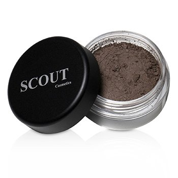 SCOUT Cosmetics Polvo de Cejas - # Dark Brown