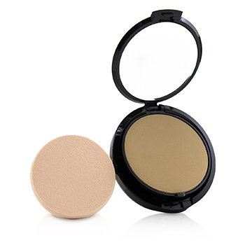 SCOUT Cosmetics Base en Polvo Mineral Compacta SPF 15 - # Almond