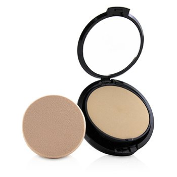 SCOUT Cosmetics Base en Polvo Mineral Compacta SPF 15 - # Shell