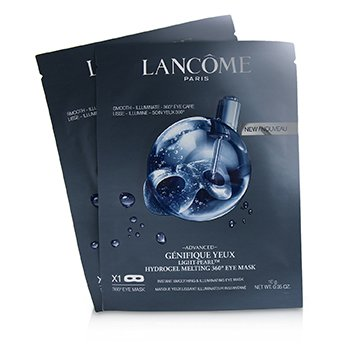 Lancome Genifique Yeux Advanced Light-Pearl Hydrogel Melting 360˚ Mascarilla de Ojos