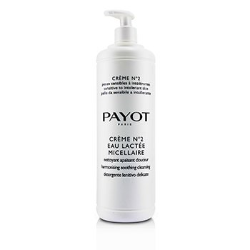 Payot Creme N°2 Eau Lactée Micellaire Harmonising Soothing Cleansing (Salon Size)