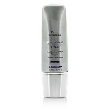 Skin Medica Total Defense + Repair SPF 34 - Tinted (Exp. Date: 11/2019)