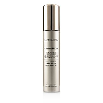 Bare Escentuals Skinlongevity Vital Power Hidratación SPF 30