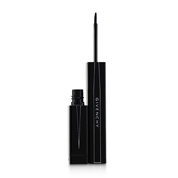 Givenchy PhenomenEyes Brush Tip Delineador de Ojos - # 07 Vinyl Black