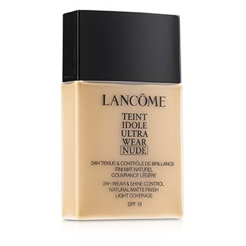 Lancome Teint Idole Ultra Wear Nude Foundation SPF19 - # 02 Lys Rose