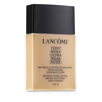 Lancome Teint Idole Ultra Wear Base Desnuda SPF19 - # 04 Beige Nature