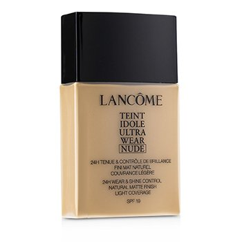 Lancome Teint Idole Ultra Wear Base Desnuda SPF19 - # 045 Sable Beige