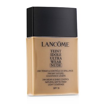 Lancome Teint Idole Ultra Wear Nude Foundation SPF19 - # 06 Beige Cannelle