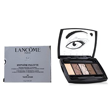 Lancome Hypnose Palette - # 04 Taupe Craze (Box Slightly Damaged)