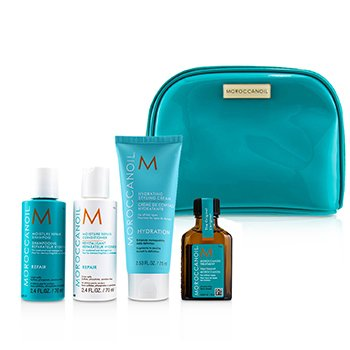 Moroccanoil Destination Repair Set de Viaje