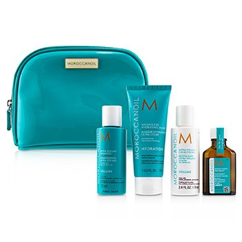 Moroccanoil Destination Volume Set de Viaje