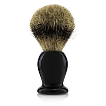 The Art Of Shaving Handcrafted 100% Fine Badger Shaving Brush - # Black