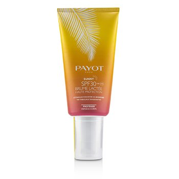 Payot Sunny SPF 30 Milky Mist High Protection The Fabulous Tan-Booster - For Face & Body