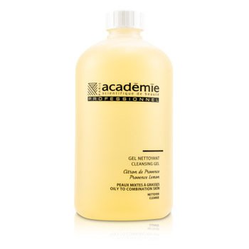 Academie Cleansing Gel - For Oily to Combination Skin (Salon Size)