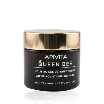 Apivita Queen Bee Holistic Age Defense Crema - Textura Rica