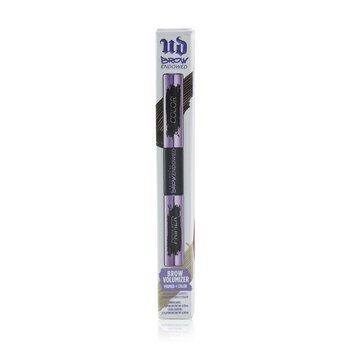 Urban Decay Brow Beater Microfine Brow Pencil And Brush - # Neutral Brown