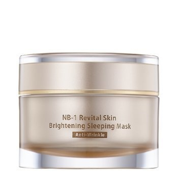 Natural Beauty Revital Skin Brightening Sleeping Mask