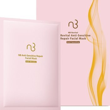 Natural Beauty Revital Anti-Sensitive Repair Facial Mask