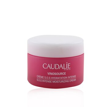 Caudalie Vinosource S.O.S Crema Hidratante Intensa - Para Piel Normal a Seca