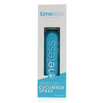 Timeless Skin Care HA (Hyaluronic Acid) Matrixyl 3000 Cucumber Spray