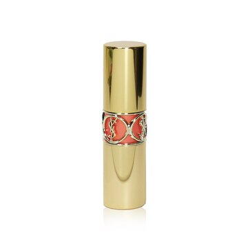 Yves Saint Laurent Rouge Volupte Brillo - # 14 Corail In Touch (Sin Caja)
