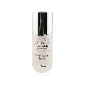 Christian Dior Capture Totale C.E.L.L. Energy Super Potent Total Suero Intenso Desafiante de Edad