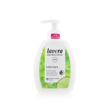 Lavera Fresh Jabón de Manos - Lime Care