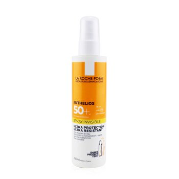 La Roche Posay Anthelios Spray Invisible Ultra Resistente SPF 50+ (Para Piel Sensible)