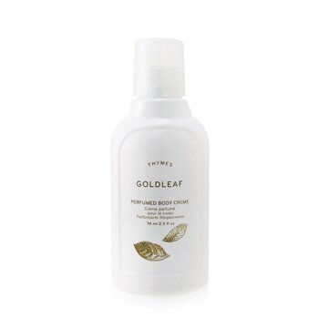 Thymes Goldleaf Petite Crema Corporal
