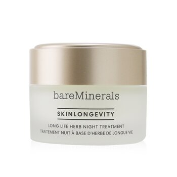 Bare Escentuals Skinlongevity Long Life Herb Night Treatment