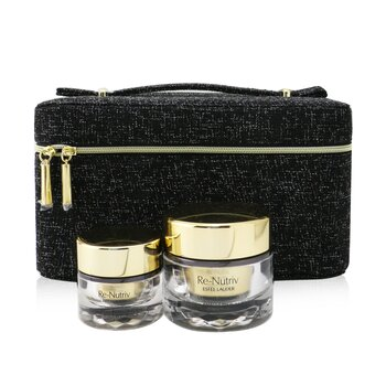 Estee Lauder Re-Nutriv Ultimate Diamond Transformative Energy Face & Eye Set: Energy Creme 50ml+ Energy Eye Creme 15ml