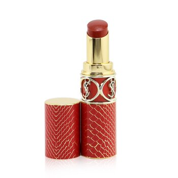 Yves Saint Laurent Rouge Volupte Shine (Edición Wild) - # 120 Take My Red Away
