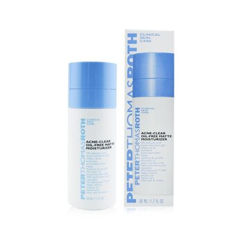 Peter Thomas Roth Acne-Clear Oil-Free Matte Moisturizer (Exp. Date: 08/2021)