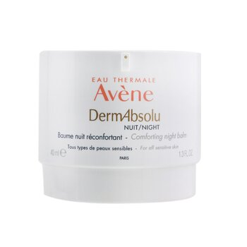 Avene DermAbsolu NIGHT Comforting Night Balm  - For All Sensitive Skin