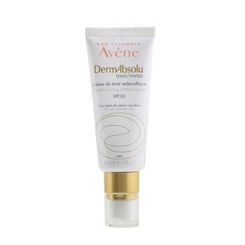 Avene DermAbsolu TINTED Redensifying Tinted Cream SPF 30 - For All Sensitive Skin (Exp. Date: 08/2021)