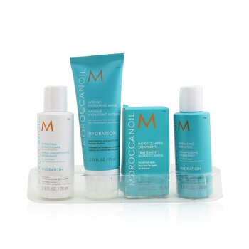 Moroccanoil Hydration Takes Flight Set